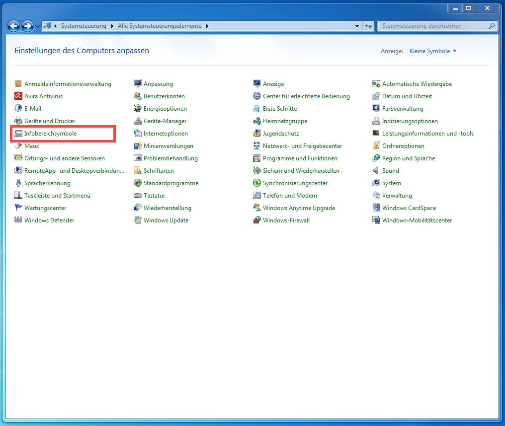 Windows 10 Upgrade Hinweis abschalten